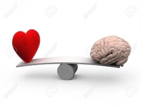 El equilibrio entre la racionalidad y la emocionalidad | Making #love and making personal #branding #leadership | Scoop.it