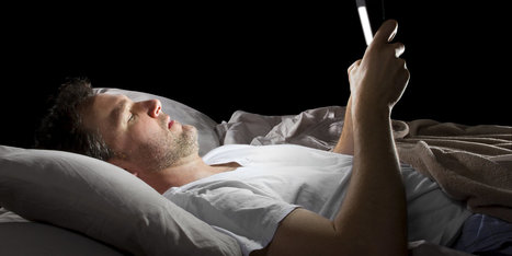 Some Types Of Light Can Seriously Mess With Your Sleep | DORMIR…le journal de l'insomnie | Scoop.it