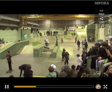 "Element ""Make It Count"" – Rouen, France footage 