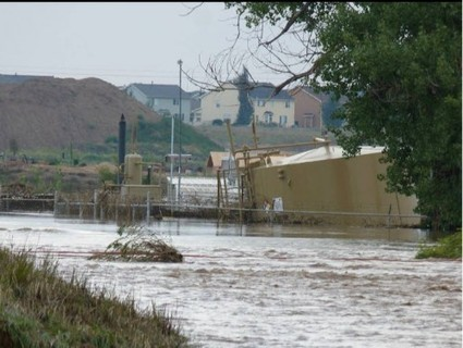 Colorado Floods Causing Fracking Spills?: Natural and Human-made Disasters Portend Future of Toxic Catastrophe | Natural Disaters | Scoop.it