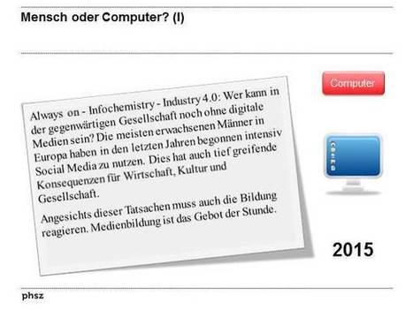 Der Blahfaselgenerator | Zentrum für multimediales Lehren und Lernen (LLZ) | Scoop.it