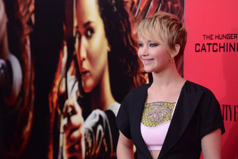 Jennifer Lawrence: THG Celebrity of the Year Finalist #8! - The Hollywood Gossip | gossip | Scoop.it