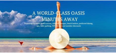 Miami Beach Hilton: Your Perfect Destination at South Beach | Bentley Beach Club | Beach Club Miami | Scoop.it