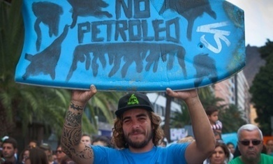 Angry Canary Islanders brace for an unwanted guest - the oil industry | Global Geopolitics & Political Economy | Scoop.it