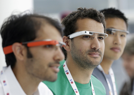 Google Glass va révolutionner la pub | marketing | Scoop.it