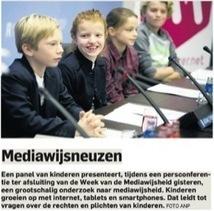 Uitgebreide terugblik Week van de Mediawijsheid 2014 | Mediawijsheid volgens de mediacoach | Scoop.it