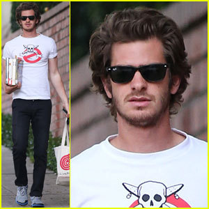 Andrew Garfield: Local Library Stop! | LibraryLinks LiensBiblio | Scoop.it