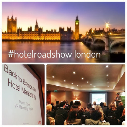 London - HotelRoadshow news #hotelroadshow | Internet Hotel Marketing | Scoop.it