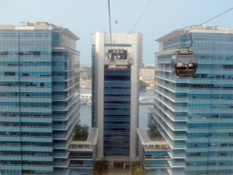 Gondolas could be the Next Method of Public Transportation | SEO and Social Media in Technology | Scoop.it