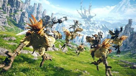Final Fantasy 14 Release On Nov 14 - Prime Inspiration | Techlover | Scoop.it