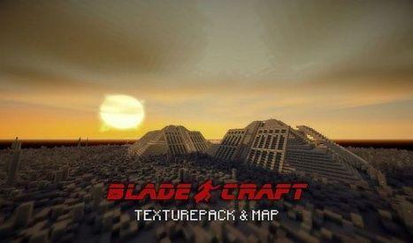 BladeCraft Resource Pack for Minecraft   Minecraft Resource Packs   Scoop.it