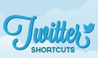 24 Twitter Shortcuts That Will Save You Time | Twitter for Educator Resources | Scoop.it
