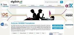Guide des Moocs francophones DigiSchool | loudoufinen | Scoop.it