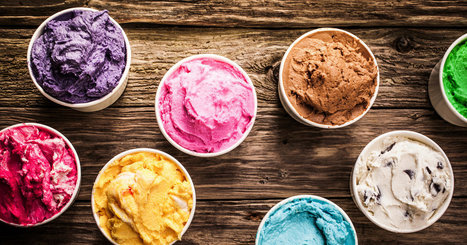 Every Place You Can Get Free Ice Cream On National Ice Cream Day | Urban eating | Scoop.it