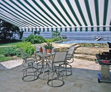 Retractable Awnings Clearwater Sunsetter Patio Awning Tampa   buy custom metal awnings St. Petersburg   Scoop.it