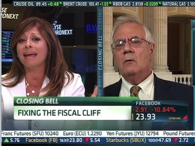 Maria Bartiromo And Barney Frank Were Just At Each Other's Throats For A Solid Ten Minutes | TheBottomlineNow | Scoop.it