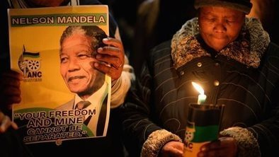 All-night prayer vigil for Mandela | Opinion | Scoop.it