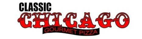 Classic Chicago's Gourmet Pizza - Menu | Click4Corp | Scoop.it