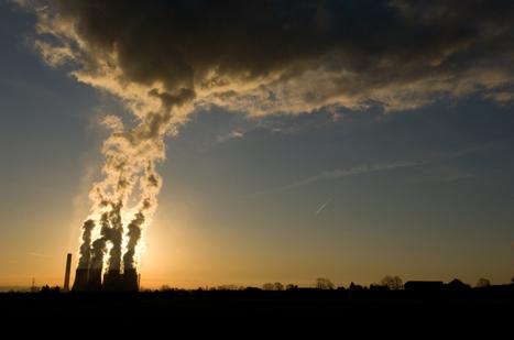 Capturer le CO2 pour lutter efficacement contre le réchauffement climatique ? | tbsearch | TBS Research Centre | Scoop.it