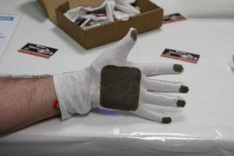 Wireless Data Gloves – Seen at Maker Faire | Heron | Scoop.it