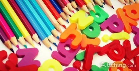 7 divertidos recursos para aprender los colores en inglés | El Blog de Educación y TIC | Aprender idiomas | Scoop.it