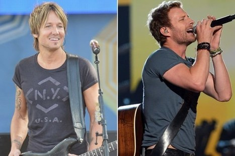 Dierks Bentley, Keith Urban, Cam to Unveil 2016 CMA Awards Nominees | Country Music Today | Scoop.it