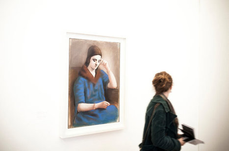 The Picasso Museum Reopens in Paris - New York Times | Abstract Art | Scoop.it