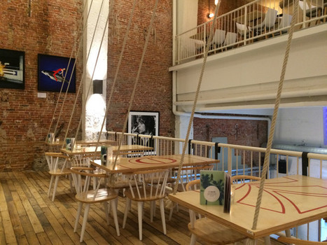 Coffee & Coconuts: Amsterdam's Theater Of Cafe Design | Coffee Makers | Scoop.it