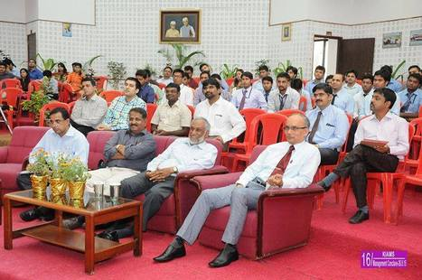 KIAMS organizes a highly engaging conclave to inform students about the latest in Management education; the event kicks off the Silver Jubilee year events in style | KIAMS India | Scoop.it