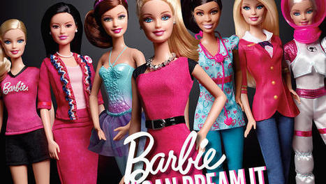 "Can ""Entrepreneur Barbie"" Change Girls' Career Ambitions? 