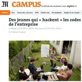 "Start-up : Le Monde ""oublie"" de rappeler le code du travail 