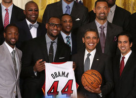 Sports Illustrated Names Obama One of the Most Powerful People in Sports  LOL -Cult of Personality   Littlebytesnews Current Events   Scoop.it