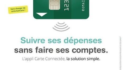 Le Crédit Agricole Sud Rhône Alpes lance la Carte Bancaire Connectée   Eric Campos   LinkedIn   Cyrilr's  Digital Innovation & Marketing Selection   Scoop.it
