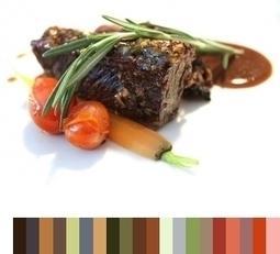 Paletly Food Art 3 | Color | Scoop.it