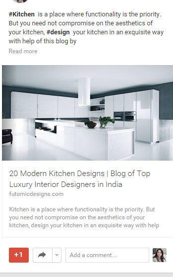 Modern Kitchen Design | Interior Designing Services | Scoop.it