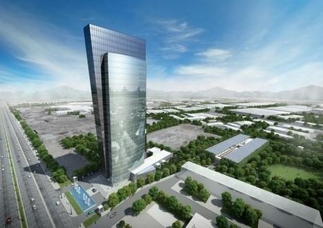 BAKU   AzerEnerji Headquarters   28 fl   App - Page 2 - SkyscraperCity   Top CAD Experts updates   Scoop.it
