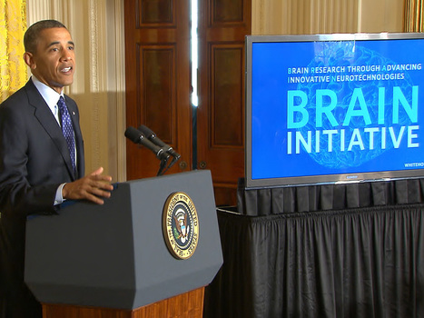 White House pitches brain mapping project | enjoy yourself | Scoop.it