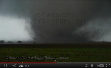 Storm Chaser Catches Terrifying Dallas Tornadoes | 21st Century Innovative Technologies and Developments as also discoveries, curiosity ( insolite)... | Scoop.it