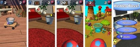 Game Melempar Bola di Android Gratis Toss 3D | Movie and game | Scoop.it