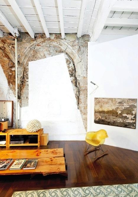 Cronología en muro | NIU. Interiors & homes | Scoop.it