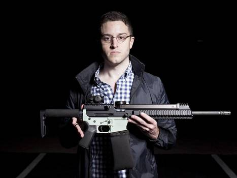 Cody Wilson created a gun that can be downloaded and built with a 3D printer - is he too dangerous for Britain? | Saif al Islam | Scoop.it