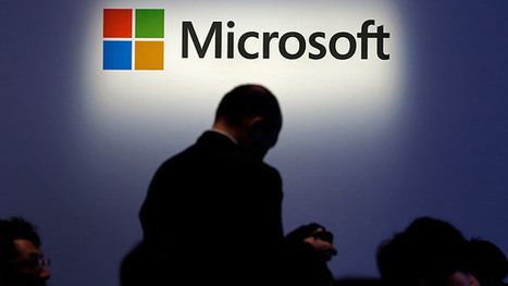 Microsoft Is About to Dethrone Apple as the S&P 500's Power Stock - Businessweek | Microsoft News | Scoop.it