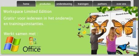 Manssen.nl » Gratis digibordsoftware: Workspace LE | Educatief Internet | Scoop.it