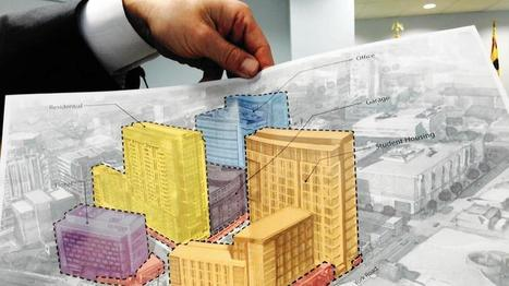 Towson Row project draws criticism over lack of open space | Suburban Land Trusts | Scoop.it