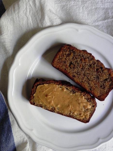 Simple Vegan Banana Bread | My Vegan recipes | Scoop.it