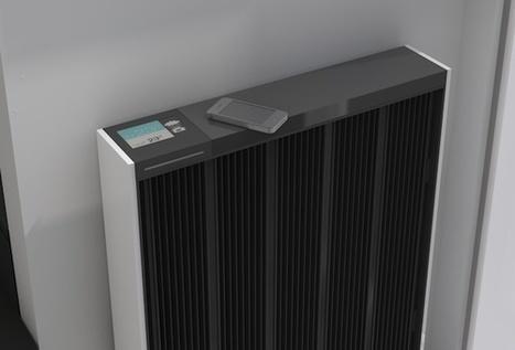 Les radiateurs-ordinateurs « Faites le plein d'avenir - Le webzine des Energies Renouvelables | Développement durable & Environnement | Scoop.it