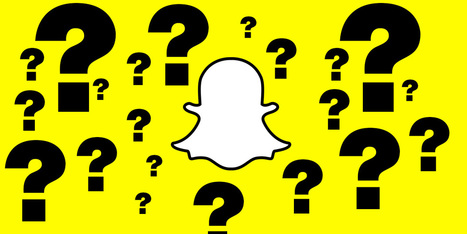 Are brands not ready for Snapchat, or vice versa? | digital marketing strategy | Scoop.it