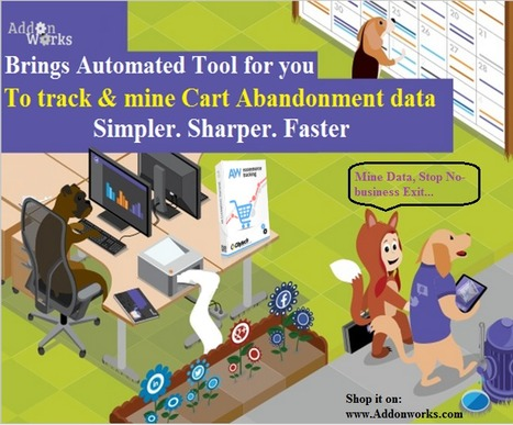 Ecommerce plugin efficient to prevent cart abandonment | software&technology | Scoop.it