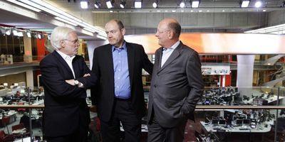 BBC, ZDF, France Télé: regard croisé de trois PDG | DocPresseESJ | Scoop.it