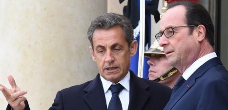 Quand Hollande s'invite sur le terrain de la sécurité, Sarkozy se fâche | Actualité de la politique française | Scoop.it